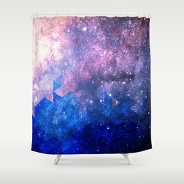 I MISS YOU Shower Curtain