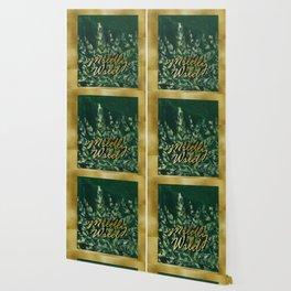 Mildly Wild - Plant Lover's Print Wallpaper