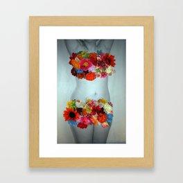 You Can't Fucking Censor Me! BEAUTY Framed Art Print