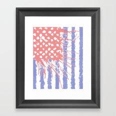 DRENCH.american introvert Framed Art Print