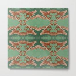 Green Cristmas, Xmas gift, christmas gift Metal Print