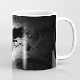 the moon after the storm Coffee Mug