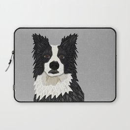 Beautiful Border Collie Laptop Sleeve