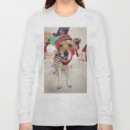 Sjuzi the (not so free) house elf... Long Sleeve T-shirt