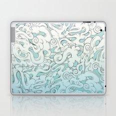 Entangled Clouds Laptop & iPad Skin