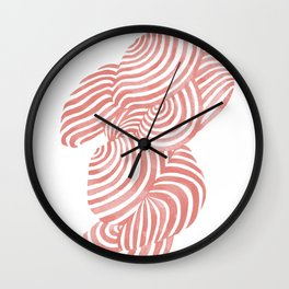 Sea Shells Wall Clock