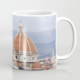Florence cathedral dome photography Coffee Mug