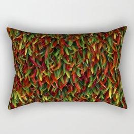 Hot chili peppers Rectangular Pillow