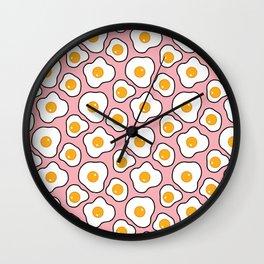 Eggcellent II Return of the Wiggle Jiggle Wall Clock