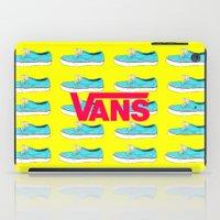 vans iPad Cases featuring Vans by Jayesh Jayman Joshi