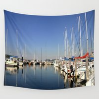 australia Wall Tapestries featuring Paynesville - Australia by Chris' Landscape Images & Designs