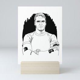 Henry Rollins Mini Art Print