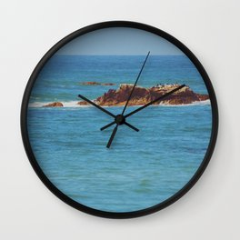 California Shoals Wall Clock