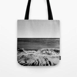 BEACH DAYS XVI BW Tote Bag