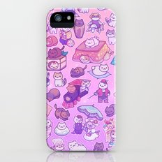 Neko Atsume iPhone (5, 5s) Slim Case