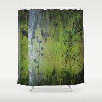 boba fett Shower Curtains featuring Boba Fett by Spaz