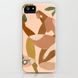 Avocado toast is all I really want iPhone Case