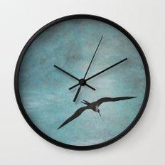 Soaring Wall Clock