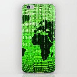 matrix iPhone Skin
