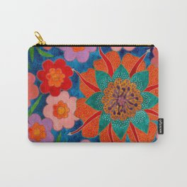 Saturnina Carry-All Pouch