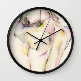 Artistic Nude Wall Clock