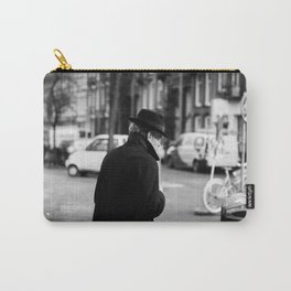 The Man in the Trench Coat Carry-All Pouch