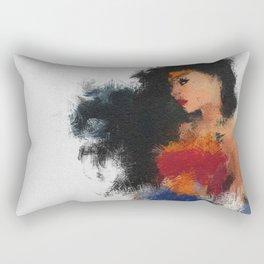 Diana Prince Rectangular Pillow
