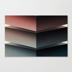 Color Cube Canvas Print