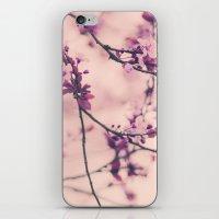 dress iPhone & iPod Skins featuring Lace Dress by Irina Wardas