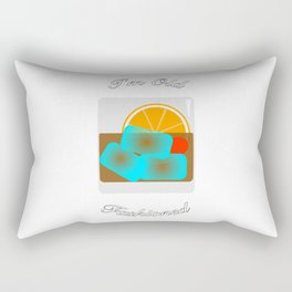 I'm Old Fashioned (Cocktail) Rectangular Pillow