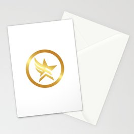 Paragade Gold Stationery Cards