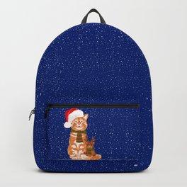 Christmas Buddies Backpack