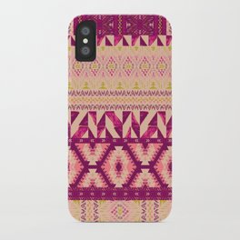 Geo Patched iPhone Case