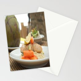 Bon appétit  Stationery Cards