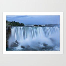 Niagara Falls, June 30, 2016. V Art Print