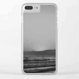 138 | venice beach Clear iPhone Case