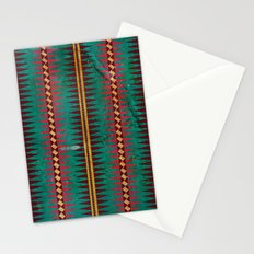 Geo Blanket Stationery Cards