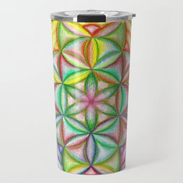 Clues in the Colors - The Rainbow Tribe Collection Travel Mug