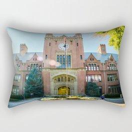 Idaho Admin Building Rectangular Pillow