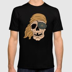 Willy Black Mens Fitted Tee MEDIUM