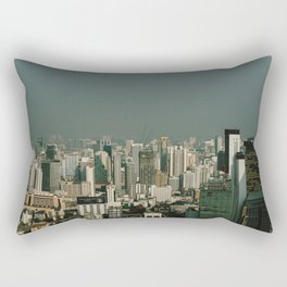 Urban landscape Rectangular Pillow