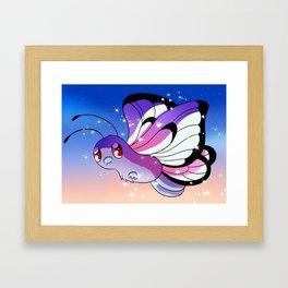 Buttrfree Framed Art Print