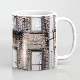 New York Fire Escape Coffee Mug