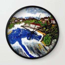 Smugglers  Cove  Wall Clock
