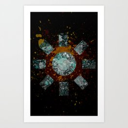 Avengers - Iron Man Art Print