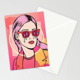 Bummer Summer Gurl Stationery Cards