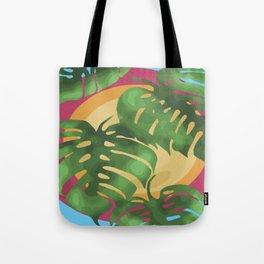 Tropical splendour Tote Bag