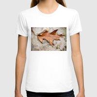 leaf T-shirts featuring leaf by Bonnie Jakobsen-Martin
