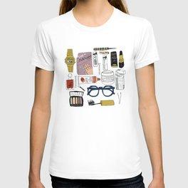 Makeup T-shirt
