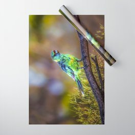 Mallee Ringneck Parrot Wrapping Paper